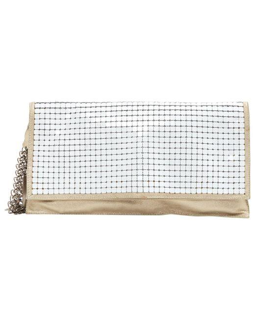 Jean Paul Gaultier - White Clutch Bag - Lyst