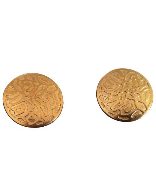 Givenchy - Metallic Earrings - Lyst