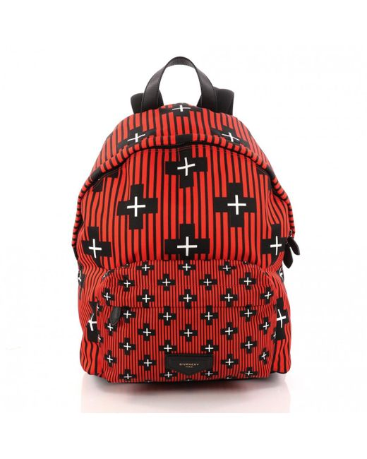 Givenchy Pre-owned - Cloth backpack xvzK0d79