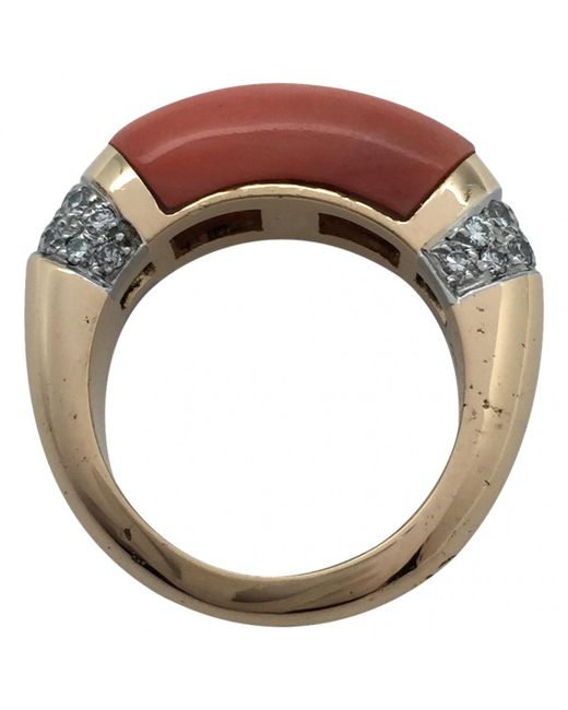 Cartier | Multicolor Pre-owned Platinum Ring | Lyst