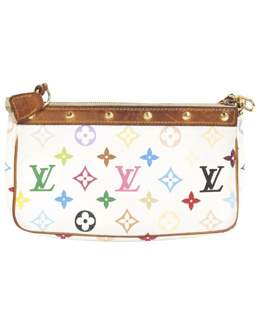 Louis Vuitton - Multicolor Pochette Clutch Bag - Lyst