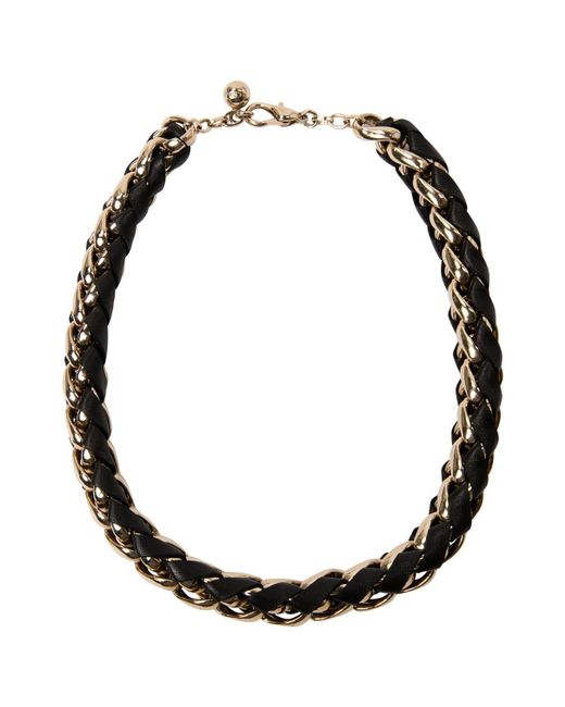 Chloé   Metallic Pre-owned Necklace   Lyst