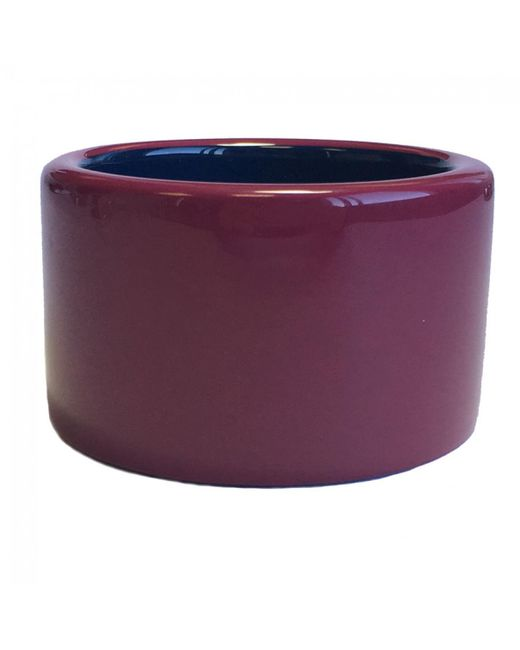 Hermès - Purple Wood Bracelet - Lyst