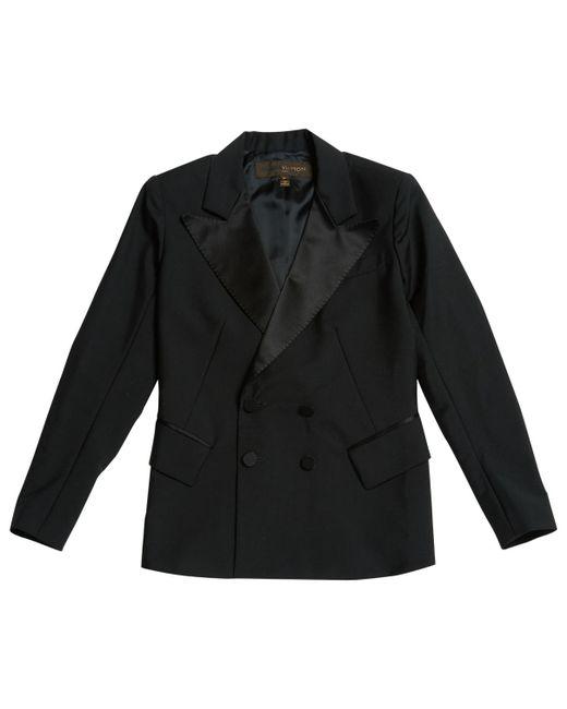 Louis Vuitton - Black Wool Blazer - Lyst