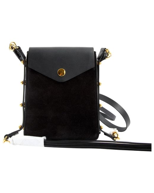 Isabel Marant - Black Clutch Bag - Lyst