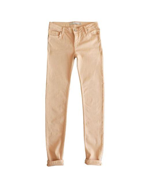 Victoria Beckham - Pink Slim Jeans - Lyst