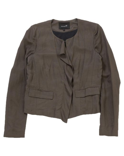 Isabel Marant - Brown Synthetic Jacket - Lyst