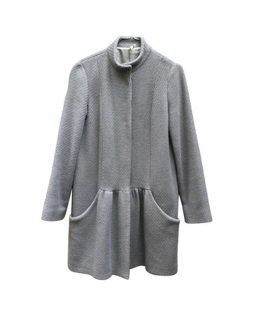 IRO - Gray Coat - Lyst