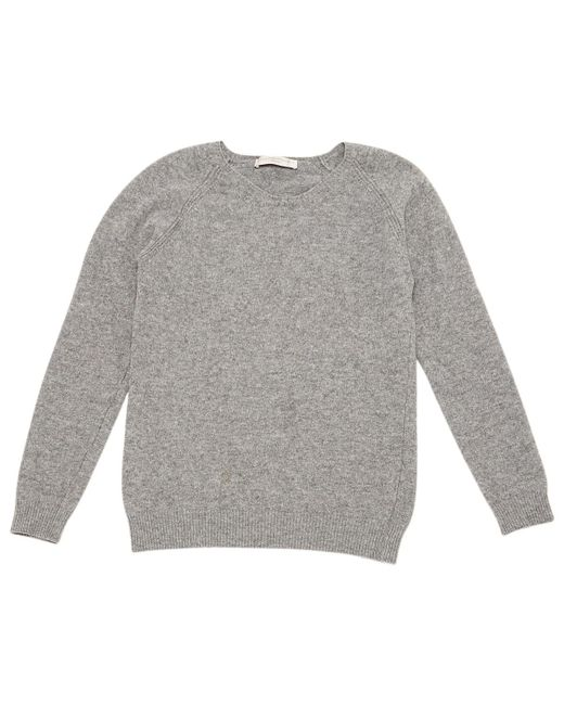 Stella McCartney - Gray Grey Wool Knitwear - Lyst