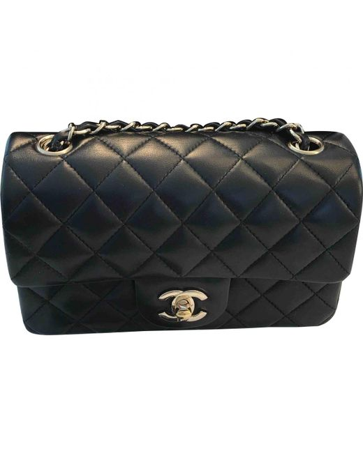 Pre-owned - Timeless leather crossbody bag Chanel CdtRh91fTS