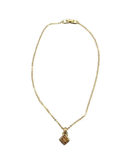 Givenchy - Metallic Pre-owned Necklace - Lyst