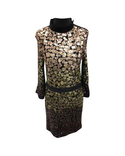 Lanvin - Multicolor Mid-length Dress - Lyst