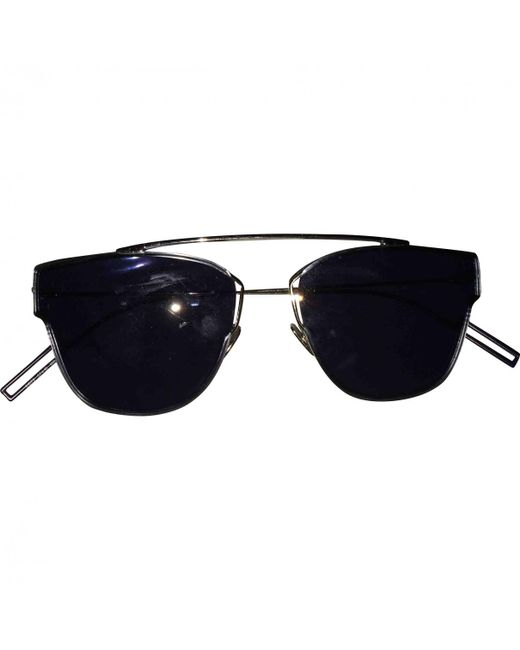 Dior - Black Sunglasses for Men - Lyst