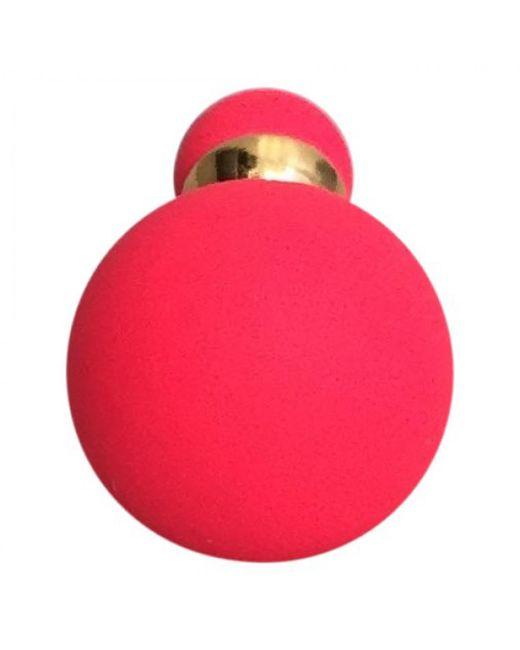 Dior | Pink Pre-owned Earrings | Lyst