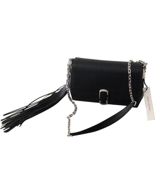 Marc Jacobs - Black Pre-owned Single Patent Leather Crossbody Bag - Lyst