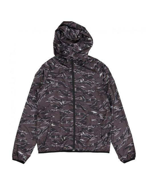 Nike - Gray Jacket - Lyst