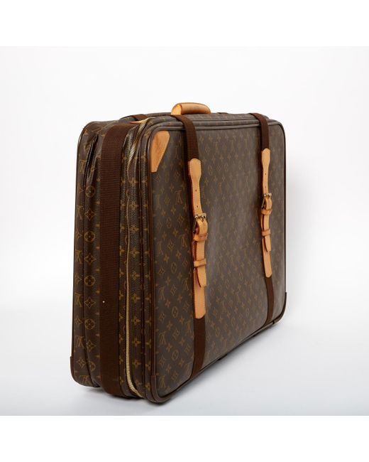 Louis Vuitton Pre-owned Brown Cloth Bags in Brown for Men - Lyst db7a70a746e8f