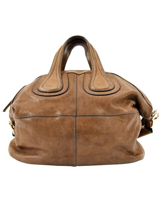 Givenchy Pre-owned - Nightingale leather tote S8QniokGV