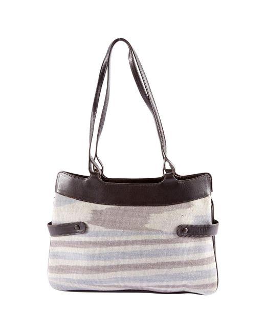 Missoni - Multicolor Multicolour Leather Handbag - Lyst