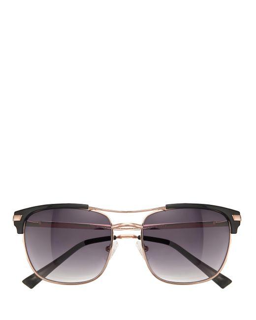 Vince Camuto - Multicolor Brow Bar Square Sunglasses - Lyst