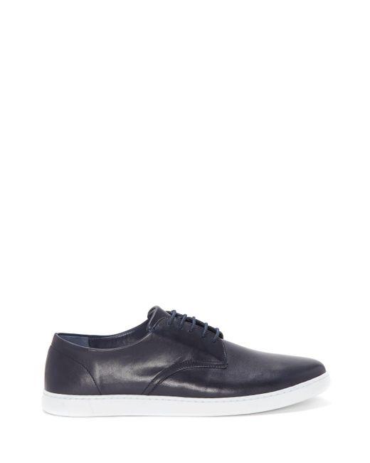 Vince Camuto - Blue Nok – Leather Sneaker for Men - Lyst