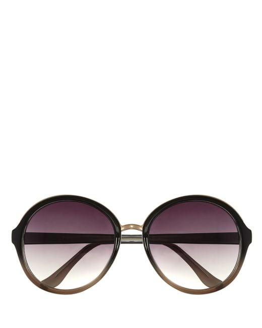 Vince Camuto | Multicolor Oversize Round Sunglasses | Lyst