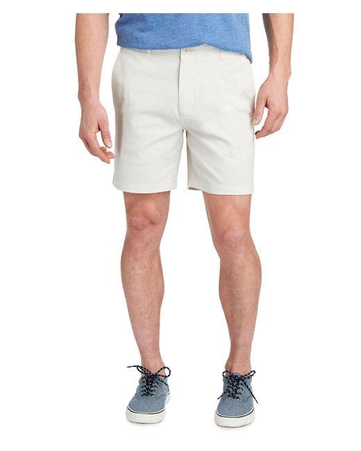Vineyard Vines Multicolor 7 Inch Island Shorts for men