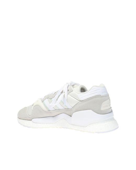 reputable site a79e8 5aac1 Adidas Originals - Gray 'zx 930 X Eqt' Sneakers for Men - Lyst