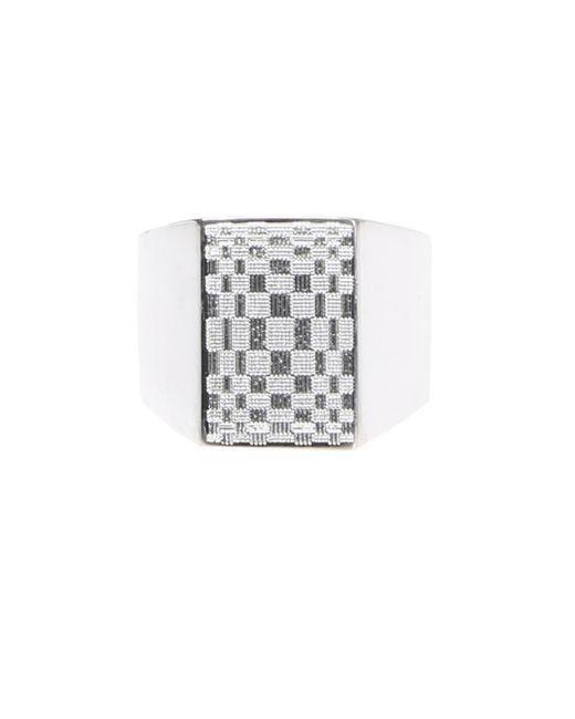 Maison Margiela - Metallic Signet Ring - Lyst