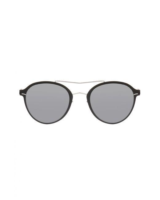 Mykita - Black 'odell' Sunglasses for Men - Lyst