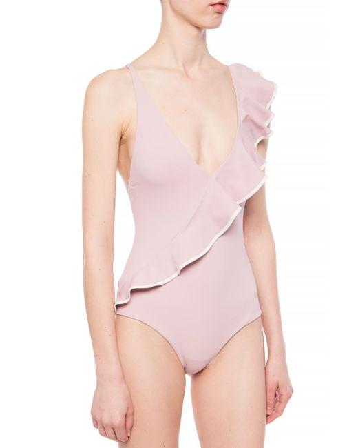 dca0dfe3034c ... Marysia Swim - Pink One-piece Swimsuit - Lyst ...