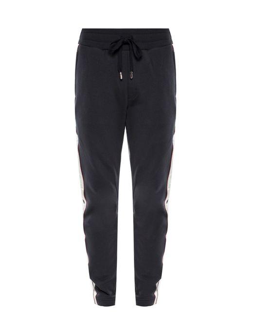bd8c87234fe3b Lyst - Dolce   Gabbana Side-stripe Sweatpants in Black for Men