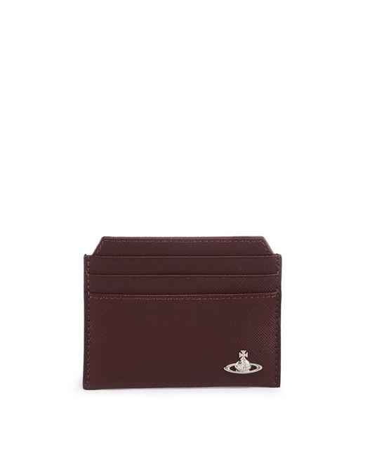 Vivienne Westwood | Purple Kent Card Holder 33420 Bordeaux for Men | Lyst