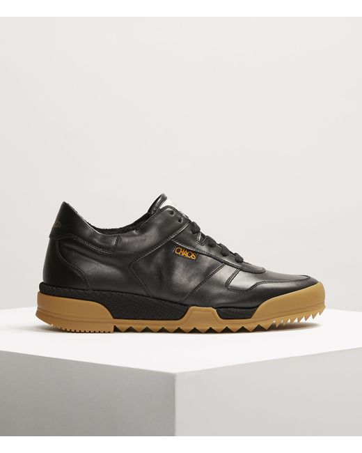 380f59ead493f Vivienne Westwood - Black Elcho Sneakers for Men - Lyst ...