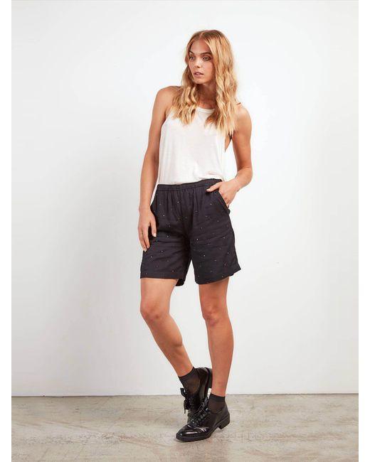 Volcom - Le Stone Shorts - Black - L - Lyst
