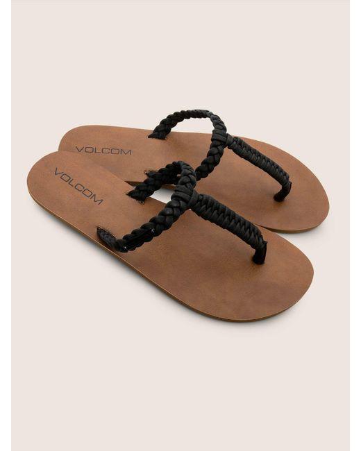 Fishtail Sandals Volcom YJoVpHiuq8