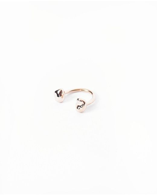 Faris | Metallic Tula Ring / Bronze | Lyst