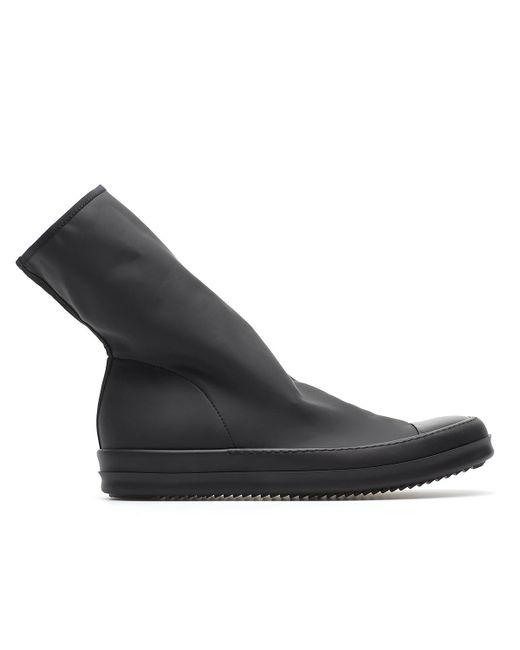 Rick Owens Drkshdw   Black Scuba Sock Sneakers for Men   Lyst