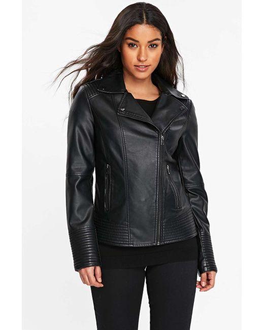 Wallis black short morgan jacket