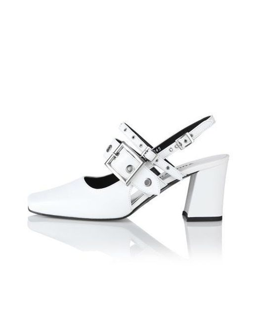 W Concept - White 18rs-s350-wh - Lyst