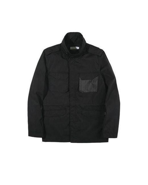 W Concept - Reflective Pocket M-65 Jacket Black for Men - Lyst