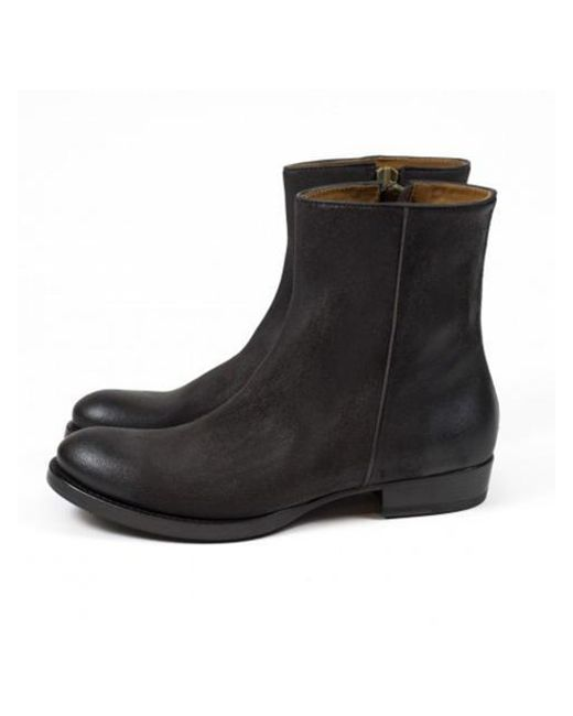 W Concept - Ontano Boots Black for Men - Lyst