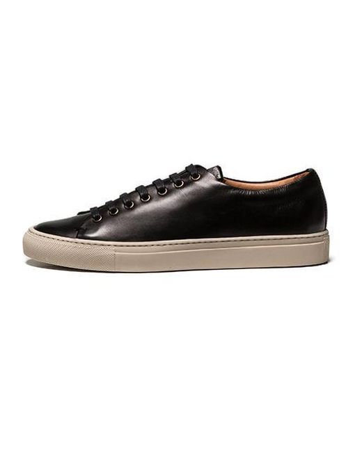 W Concept | Tanino Low Div Black for Men | Lyst