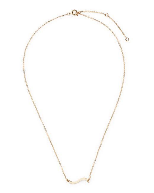 Weekday - Metallic Gemini Pendant Necklace - Lyst