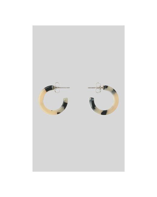 Whistles - Multicolor Mini Tort Hoop Earring - Lyst