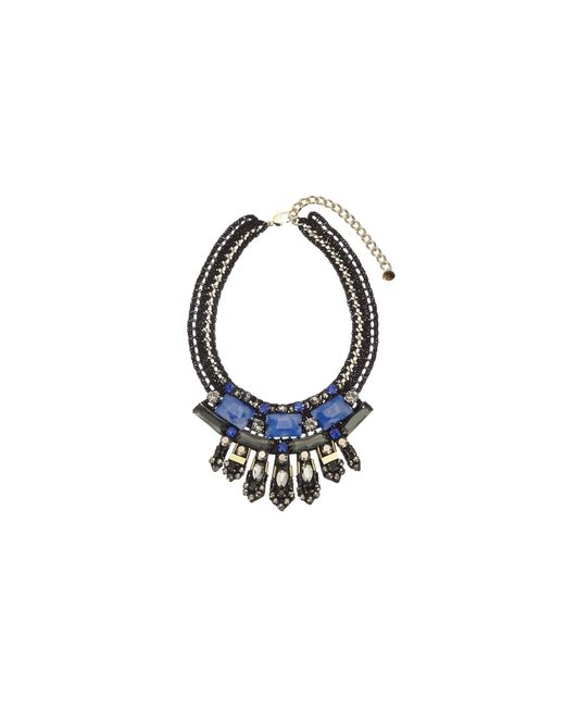 Whistles | Blue Nocturne Salia Necklace | Lyst
