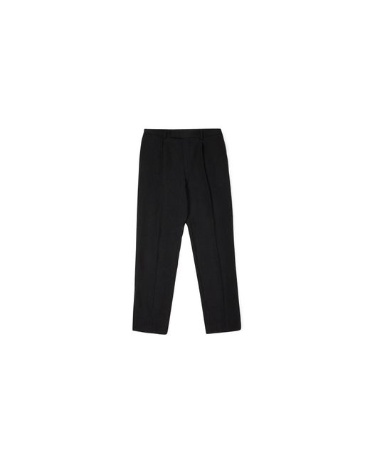 Whistles | Black Relaxed Fit Trousers for Men | Lyst