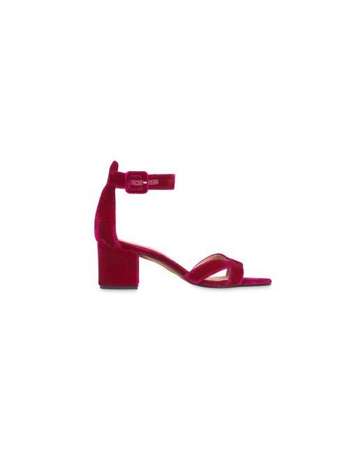 Whistles | Pink Marquis Block Heel Sandal | Lyst