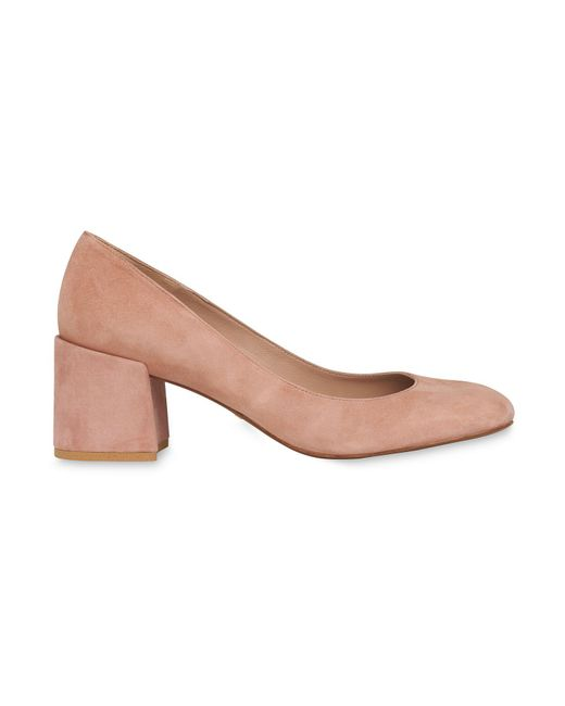 Whistles - Multicolor Esther Block Heel Court - Lyst