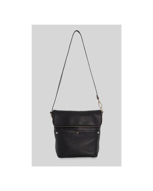 Whistles - Black Cara Stud Slouchy Everyday Bag - Lyst